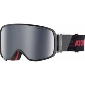 Gogle Atomic Revent L RS FDL HD Black/Red