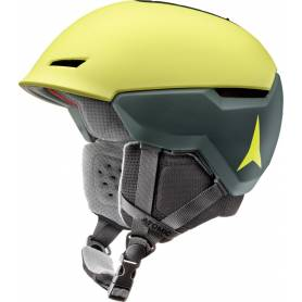 Kask Atomic REVENT+ LF Yellow