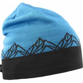Salomon GRAPHIC BEANIE Hawaiian Surf/Bk