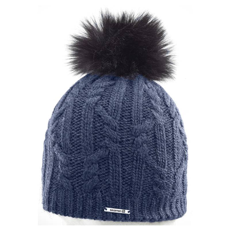 Czapka IVY BEANIE Dress Blue