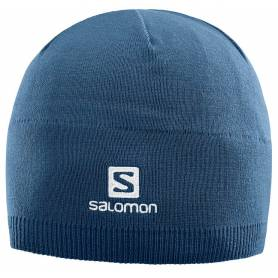Czapka SALOMON BEANIE Dress Blue
