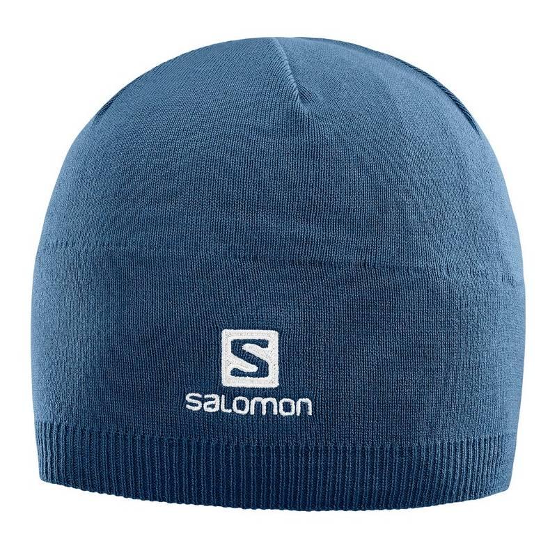 Czapka SALOMON BEANIE Dress Blue