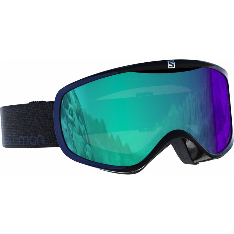 Salomon SENSE PHOTO BLK/AL WEATHER BLU