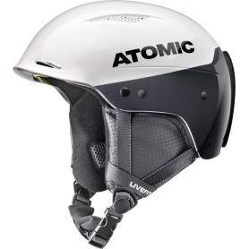 Kask Atomic REDSTER LF SL White/Black