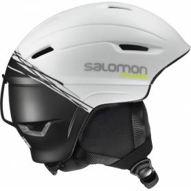 L KASK CRUISER 4D WHITE/BLACK