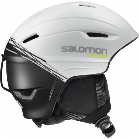 Kask SALOMON CRUISER 4D WHITE/BLACK