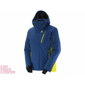 Salomon ICEGLORY JACKET M Midnbl/LIGHT ALPH 15/16