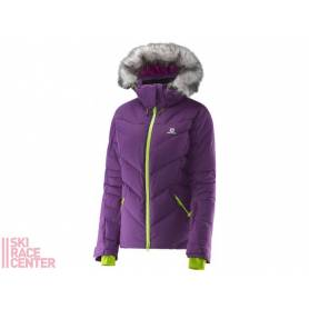 Salomon ICETOWN JACKET W COSMIC PURPLE 15/16