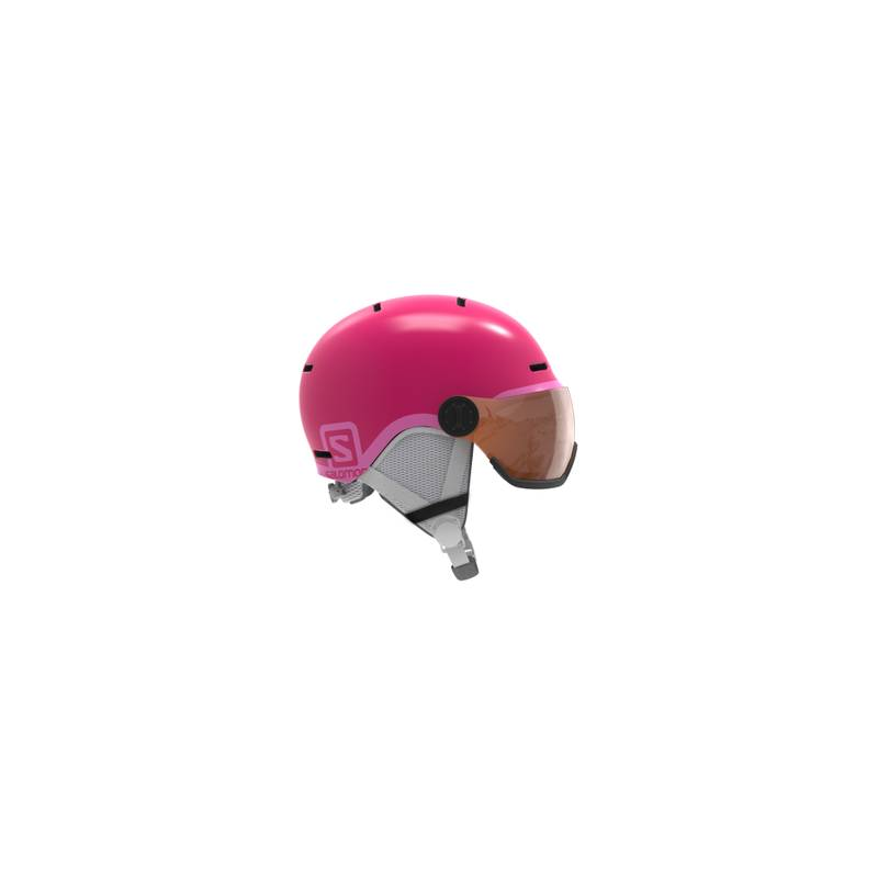 KS GROM VISOR Glossy Pink/Univ. !18
