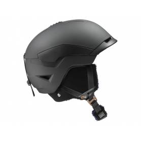 M KASK QUEST W BLACK KPL