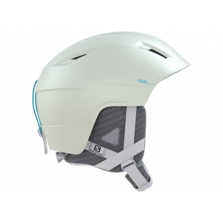Kask SALOMON PEARL2+ White/Blue Bird