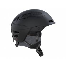 Kask SALOMON QST CHARGE BLACK
