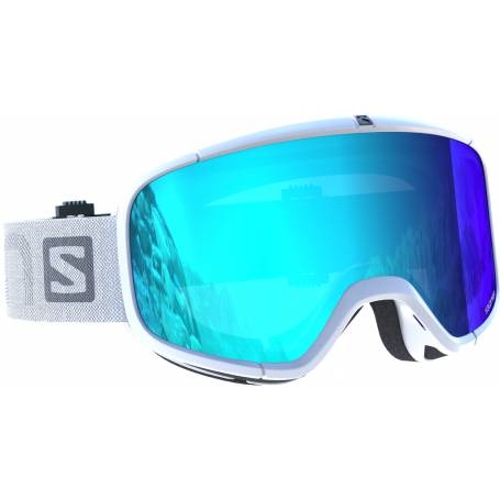 Gogle Salomon FOUR SEVEN WHITE CORPO/UNIVERS