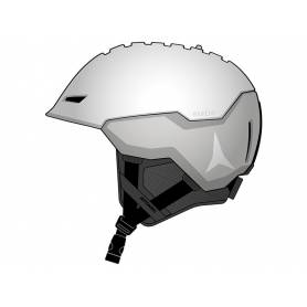 Atomic M REVENT+ AMID WHITE