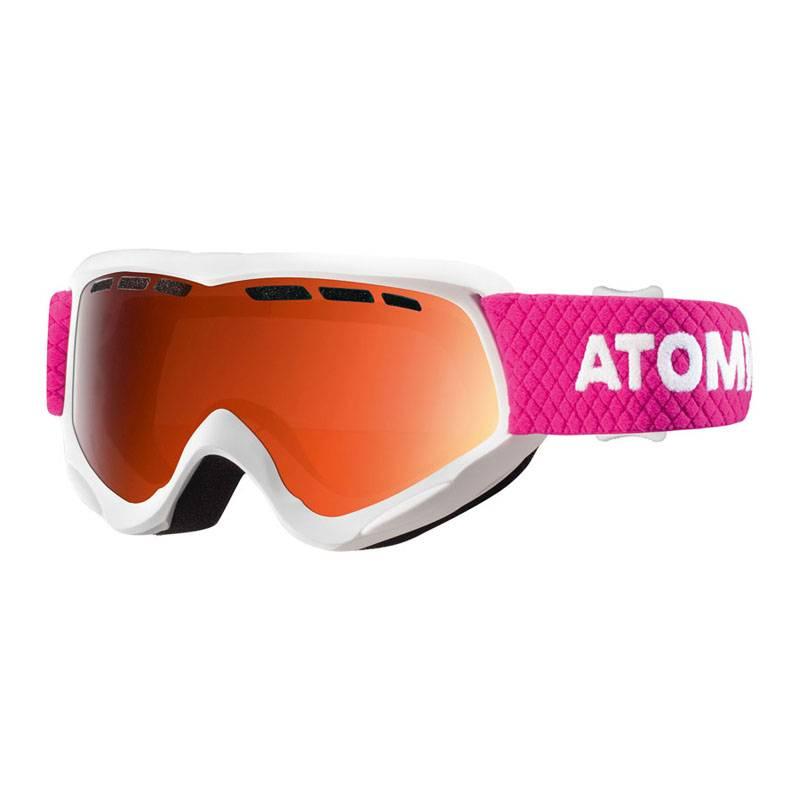 Atomic SAVOR JR WHITE / ORANGE
