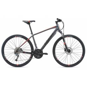 Giant Roam 2 Disc grafit/red mat 2018