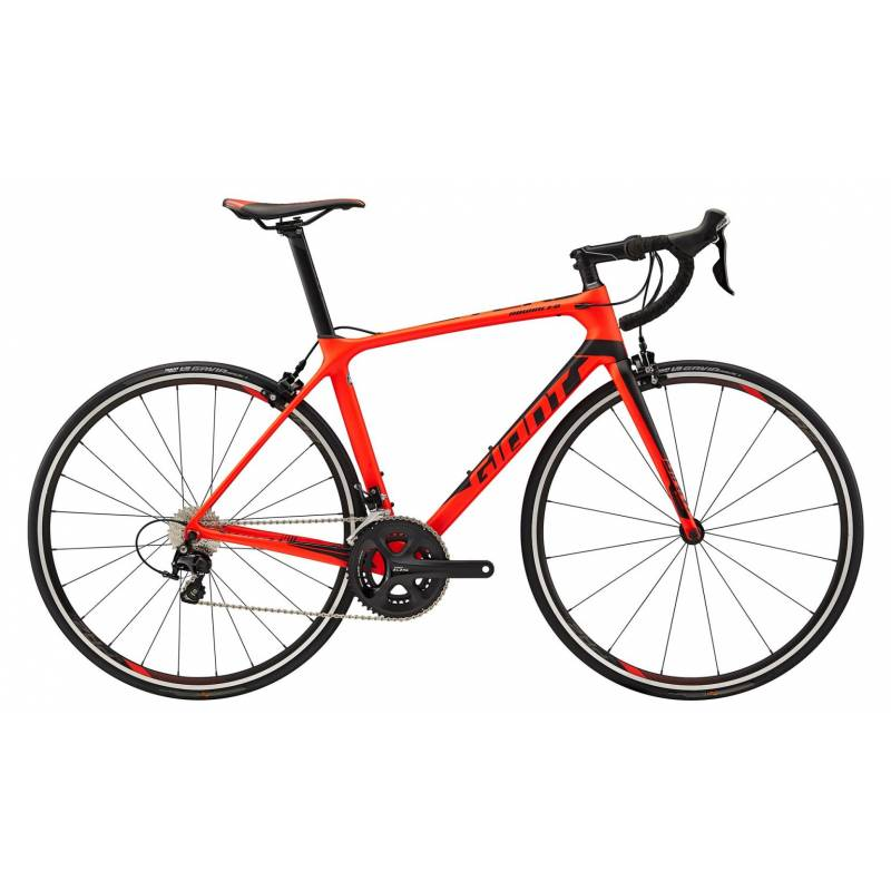 Giant TCR Advanced 2 S red/black 2018