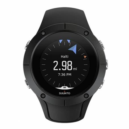 SPARTAN TRAINER WRIST HR BLACK