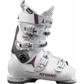 Buty ATOMIC HAWX PRIME 95 W Wht/Purple 2019