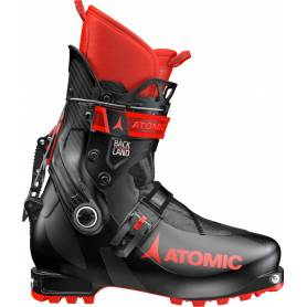 Buty ATOMIC BACKLAND ULTIMATE Black/Red 2019