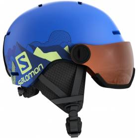 KS GROM VISOR Blue !19