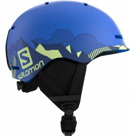 Kask SALOMON GROM Blue !19