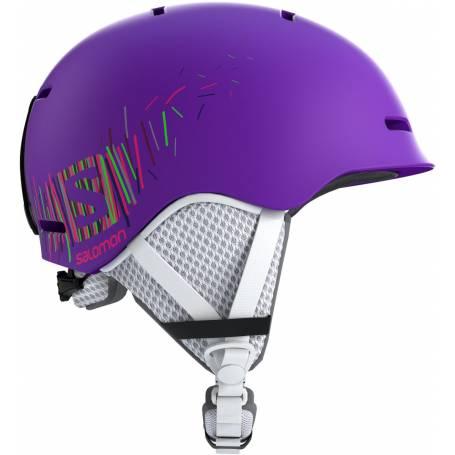 Kask SALOMON GROM Purple 2019
