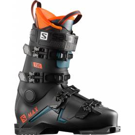 Buty SALOMON S/MAX 120 Black/Orange 2019
