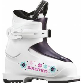 Buty SALOMON T1 Girly Wht/Pink 2019