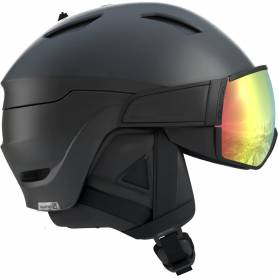 KASK SALOMON DRIVER+ PHOTO Black !19