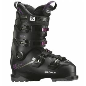 Buty SALOMON X PRO 100 W Black/Purple 2019