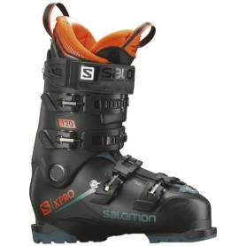 BUTY SALOMON X PRO 120 Black/Blue/Orange !19