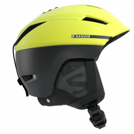 KASK SALOMON RANGER? C.AIR Neonyello/Black 2019