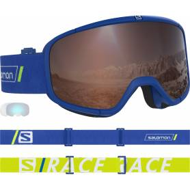 Gogle SALOMON FOUR SEVEN RACE BLUE