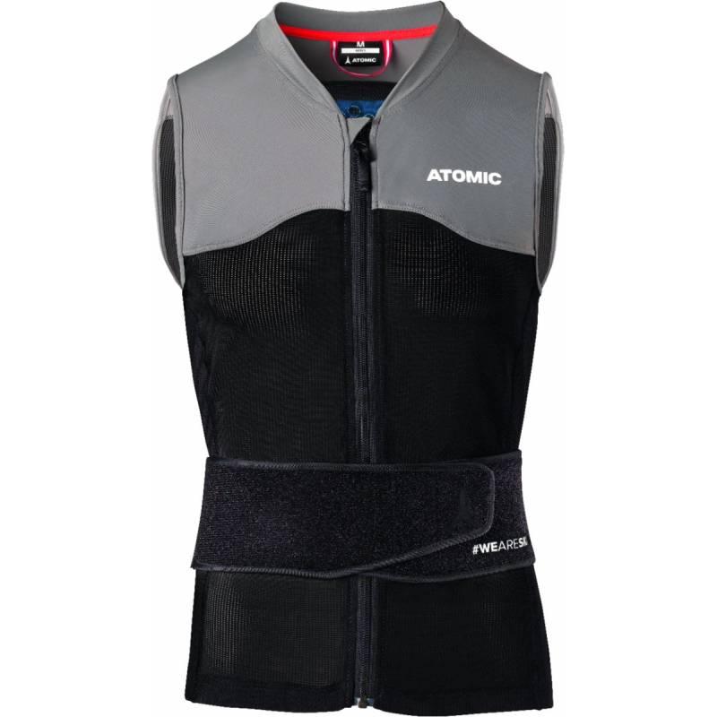 OCHRANIACZ ATOMIC LIVE SHIELD Vest AMID M Black/Gy 2019