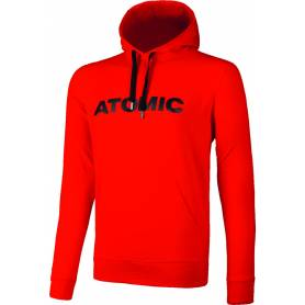 XS ALPS HOODIE B Red !19