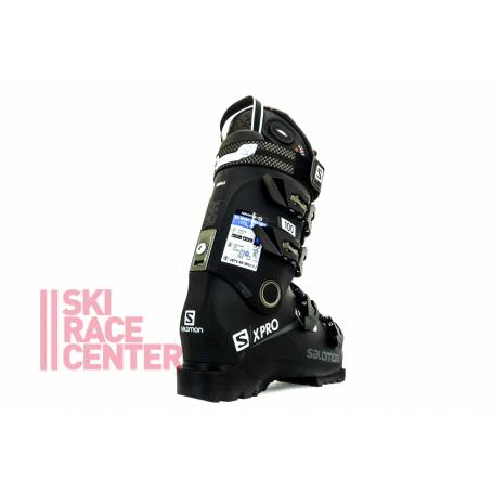 BUTY SALOMON X PRO 100 Black/Metablack/Wht 2019
