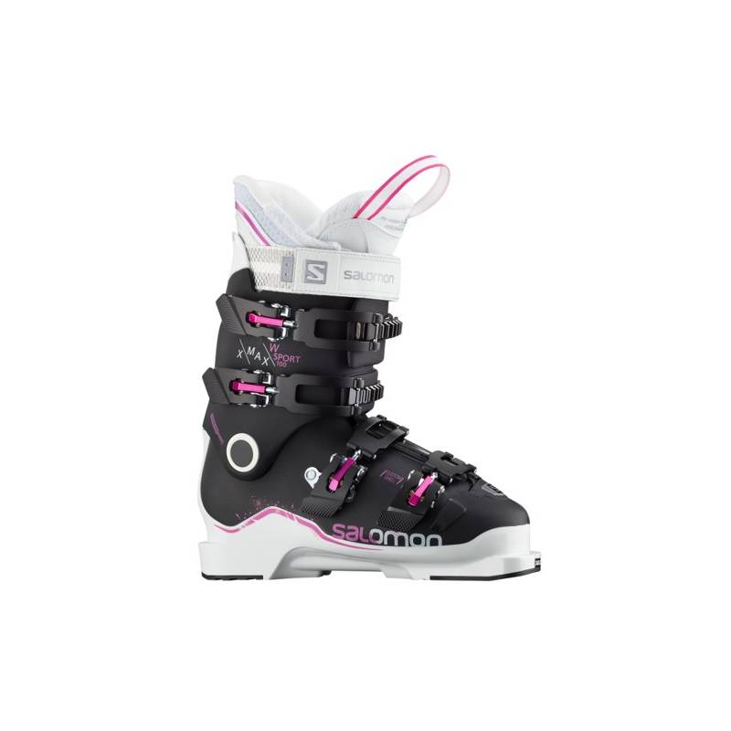 7722e6962cb4 Buty salomon X Max Sport W White Black Pink - SKI RACE CENTER