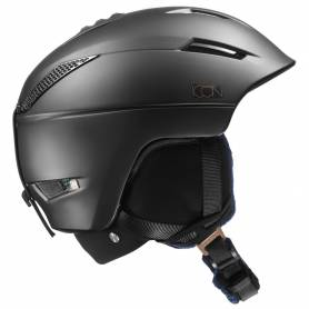 Kask Salomon ICON2 C.AIR BLACK KPL