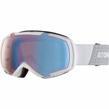 Gogle Atomic Revel M Stereo WHITE