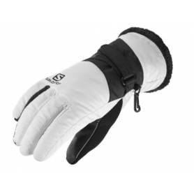 Rękawice Salomon FORCE DRY W White/Black