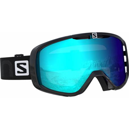 Gogle SALOMON PHOTO XF Bk/AW Blue