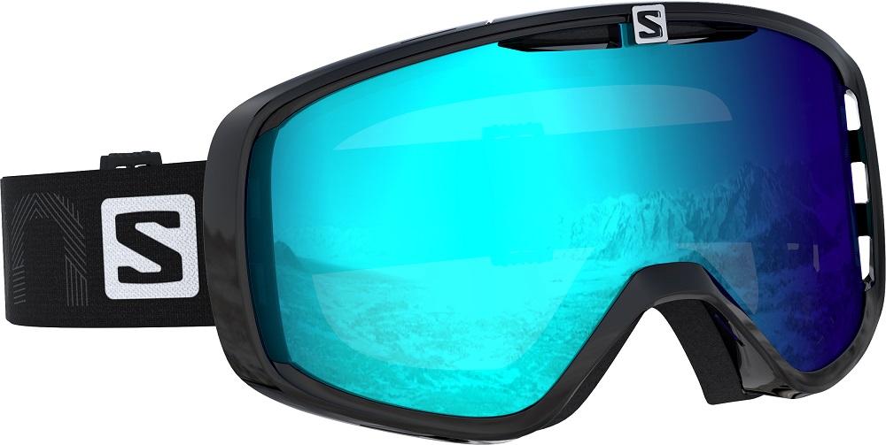 Gogle narciarskie Salomon PHOTO XF BkAW Blue