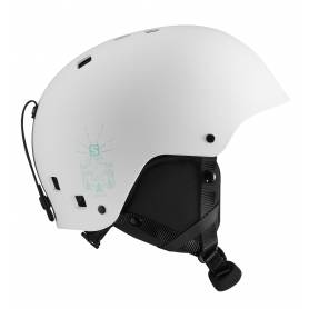 KASK SALOMON GHOST WHITE