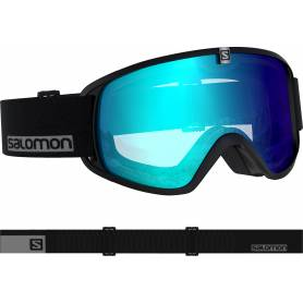 GOGLE SALOMON FORCE BLACK