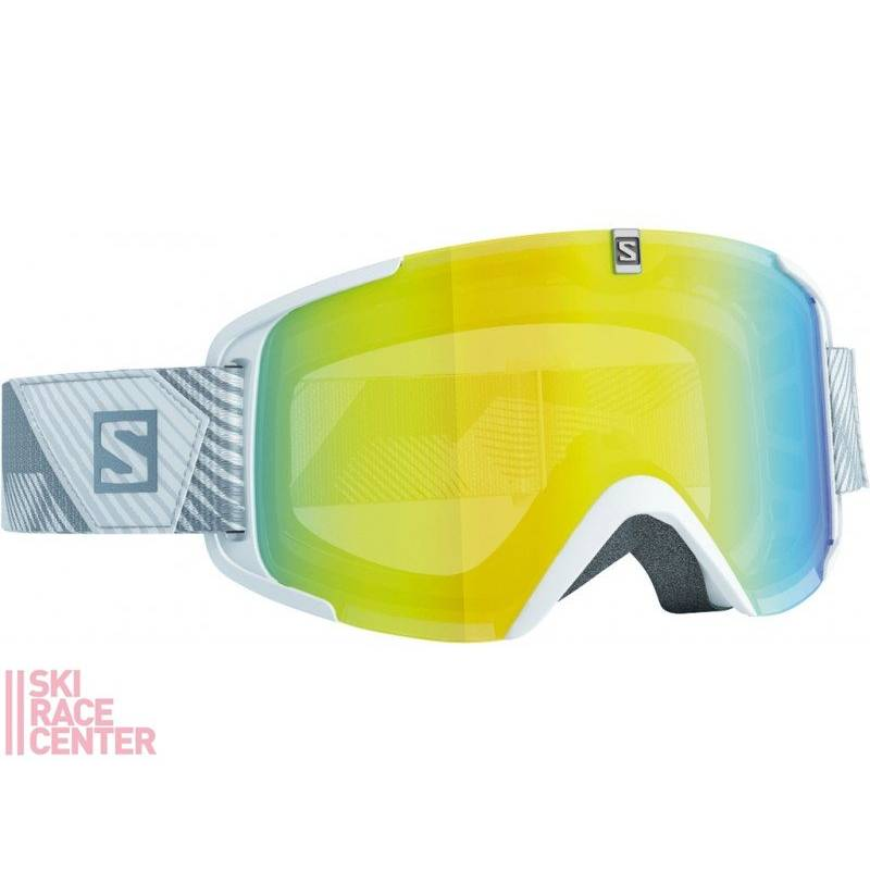 Salomon XVIEW Whi/Lo Light LightYellow 15/16