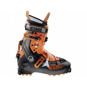 Buty Atomic BACKLAND CARBON Black/Orange 16/17