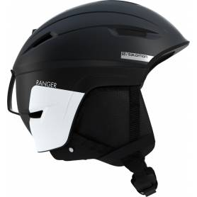 Kask Salomon RANGER ACCESS C.AIR BLACK BRAK OPISU