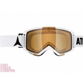 Gogle Atomic SAVOR M White / Orange 15/16