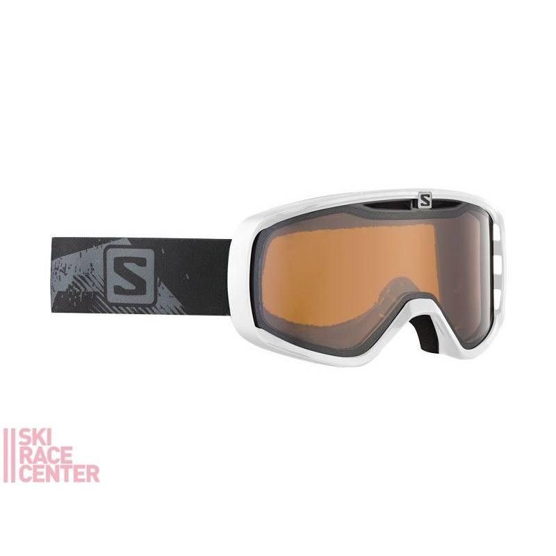 Salomon AKSIUM White/STD Orange LowLig 14/15